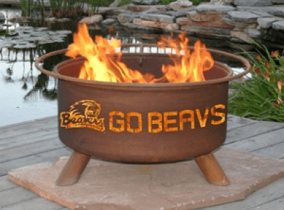 Oregon State  Fire Pit - Fire Pit Plaza - 1