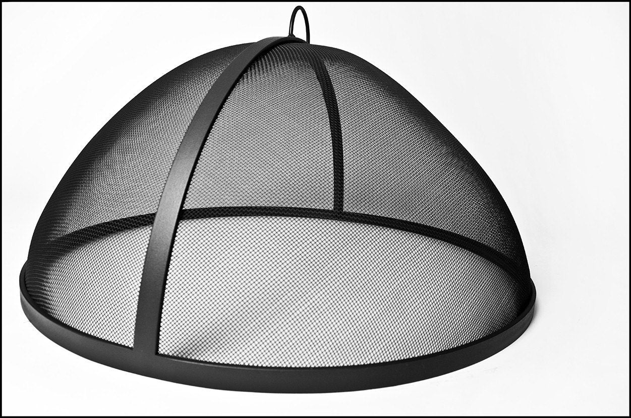 Lift Off Dome Fire Screens 30 Quot To 35 Quot Fire Pit Plaza