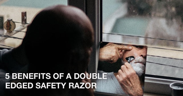 "<img src=""safetyrazor.png"" alt=""man shaving with a double edge safety razor"">"