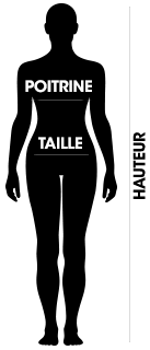 Taille femme