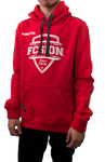 SWEAT ROUGE 20/21 JUNIOR