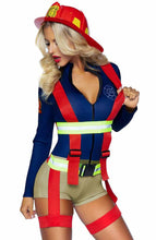 Load image into Gallery viewer, Firefighter costume - Hot Zone Holly