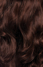Load image into Gallery viewer, Brown wavy wig