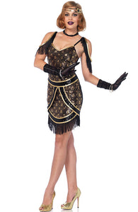 Flapper costume - Speakeasy Sweetie