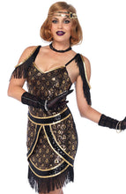 Load image into Gallery viewer, Flapper costume - Speakeasy Sweetie