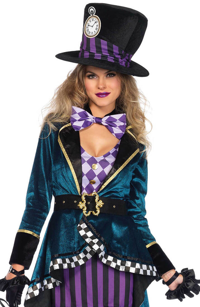 Mad Hatter costume - I Am Mad Hatter