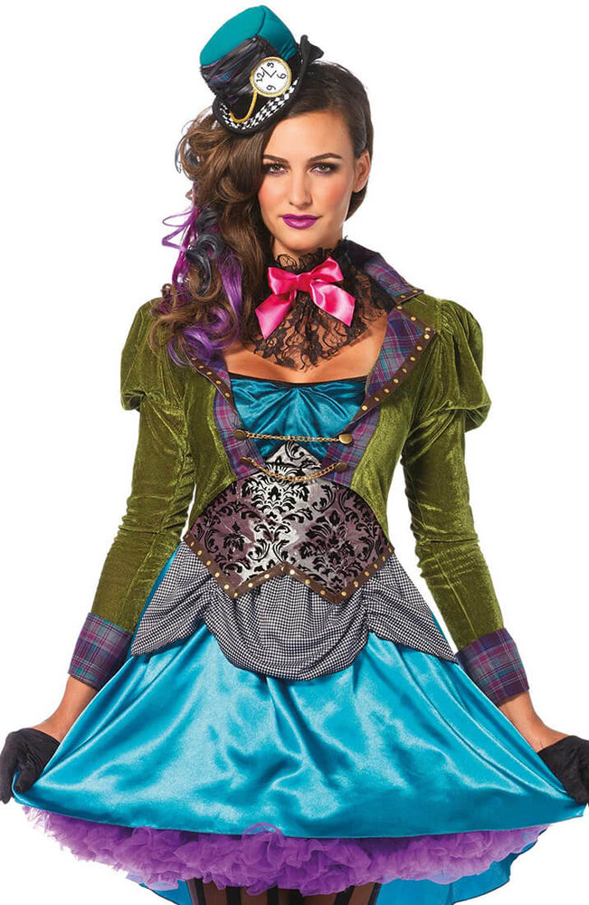 The Mad Hatter costume - Deluxe Mad Hatter