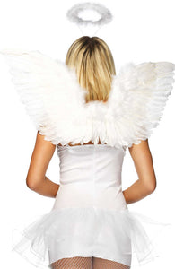 Angel Kit - White glory and wings