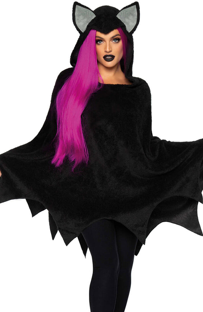 Bat poncho costume - Bad Bat Babe
