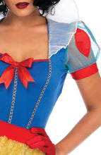 Load image into Gallery viewer, Snow White costume - Miss Snow