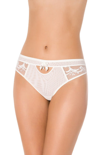 HONEYMOON - Ivory knickers