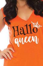 Load image into Gallery viewer, Halloween costume - HalloQueen