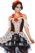 Load image into Gallery viewer, Halloween costume - Miss Calavera