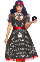 Load image into Gallery viewer, Fortune Teller costume - Spooky Board Betty