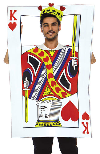 King of Hears costume - King of Hearts