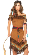 Load image into Gallery viewer, Indian costume - Native Princess