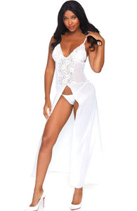 Long lingerie gown - Long Lasting Love