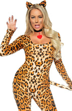 Load image into Gallery viewer, Leopard costume - Cougar Catsuit