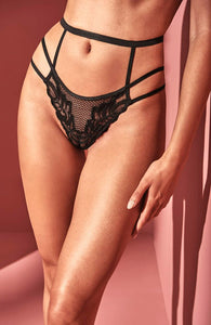 Panty with pearl string - London Panty