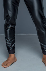 Wet look treggings - ASHTON