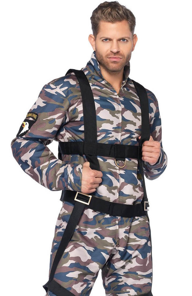 Military costume - Paratrooper