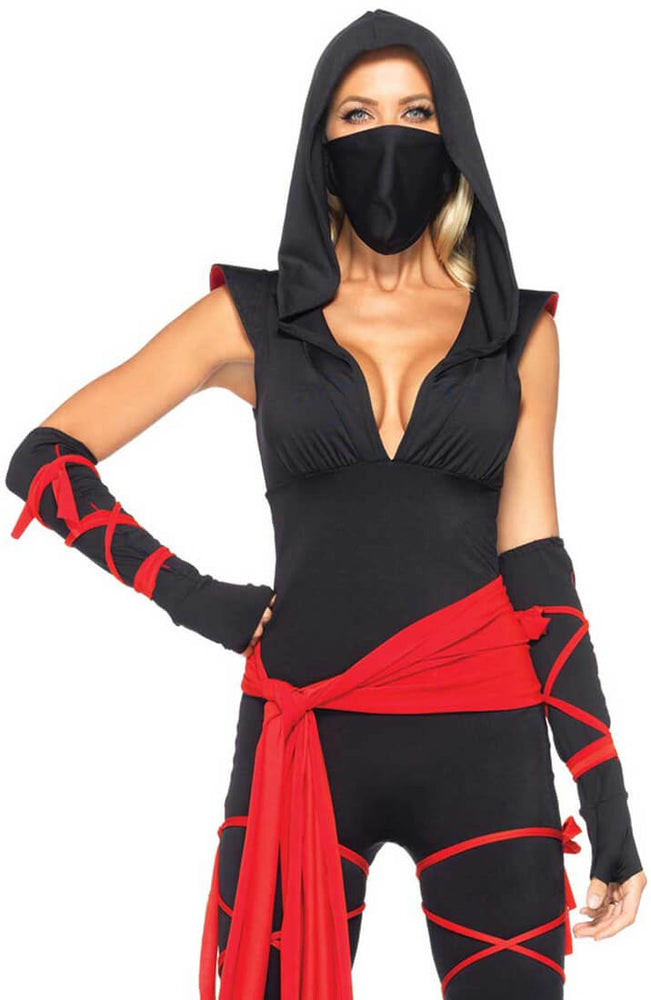 Ninja costume - Deadly Ninja