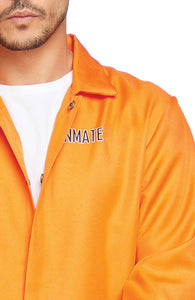 Orange prison jumpsuit - Mugshot Ready
