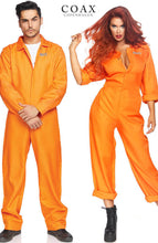 Load image into Gallery viewer, Orange prison jumpsuit - Mugshot Ready