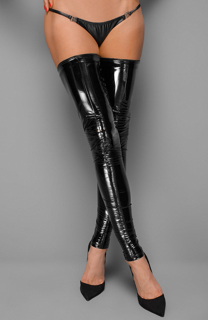 PVC thigh highs - Show Stopper