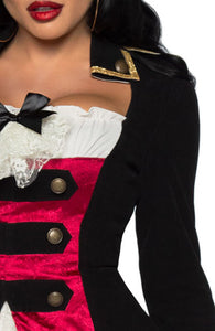 Pirate costume - Charming Pirate Captain