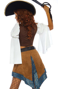 Pirate costume - Pirate Pow Wow