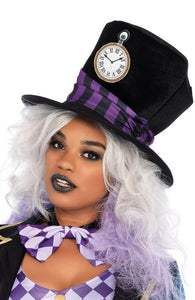 Plus Size Mad hatter costume - I Am Mad Hatter