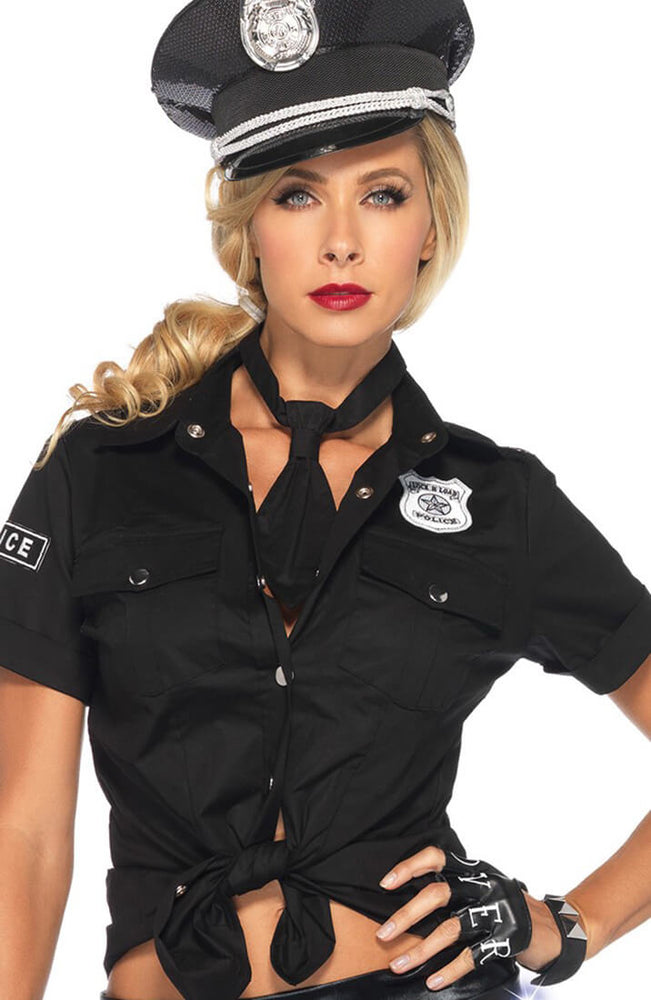 Women's Police shirt - Shirt Up