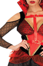 Load image into Gallery viewer, Queen of Hearts costume - Red Rebel Queen