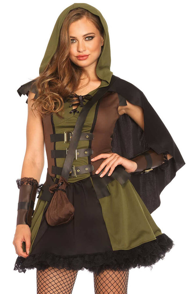 Robin Hood costume - Money Robyn