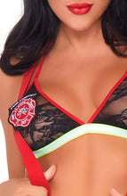Load image into Gallery viewer, Fire fighter lingerie - Light My Fire