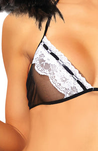 French maid lingerie - Maid For You