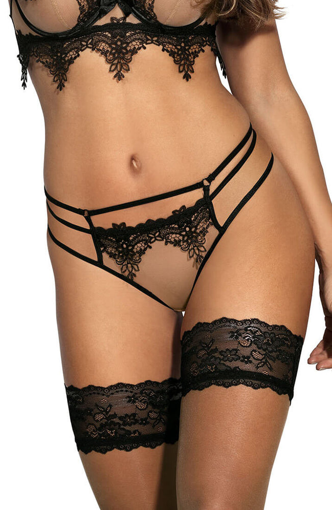 SEDUCE - See-through string panty