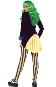 Magician costume - Wicked Trickster