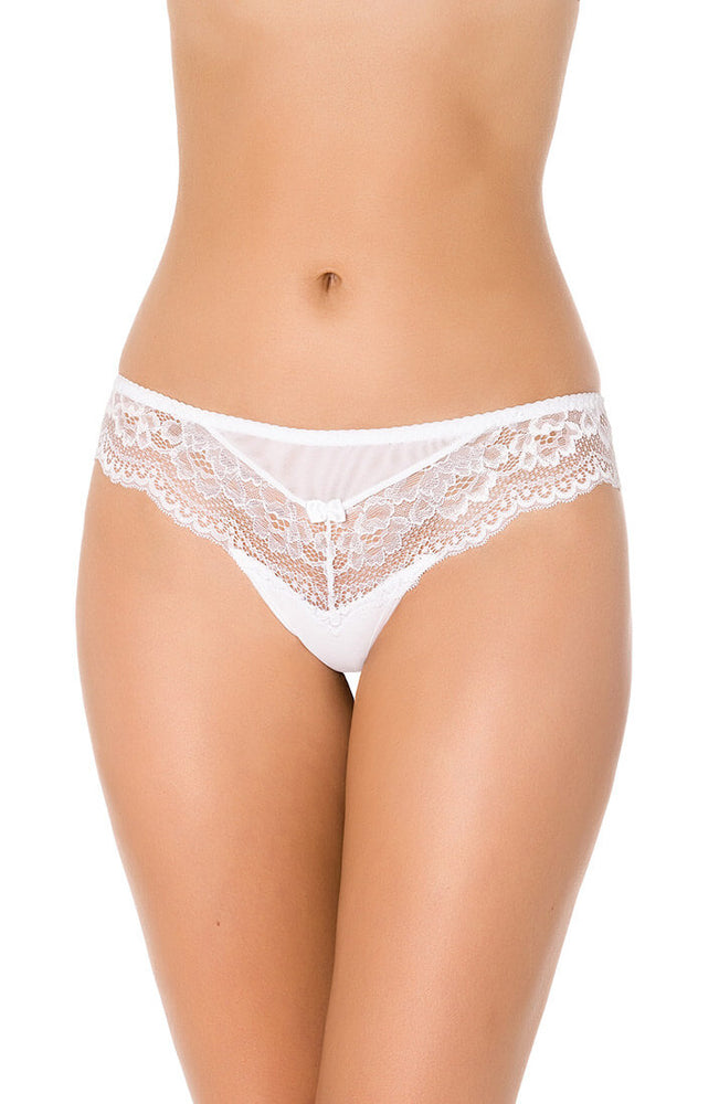 VOWS - White thong