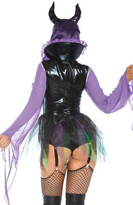 Witch costume - Wicked Sorceress