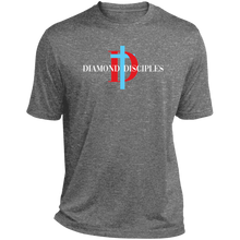 Load image into Gallery viewer, Full Logo Heather Dri-Fit Moisture-Wicking T-Shirt