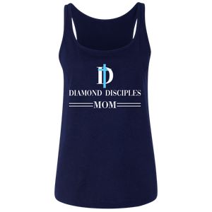 Mom Ladies' Relaxed Jersey Tank