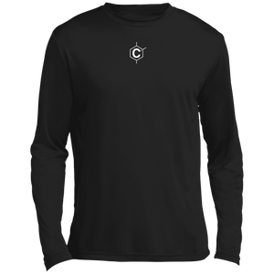 HExa Logo Long sleeve Moisture Absorbing T-Shirt