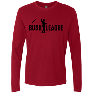 Bush League Bat Flip Men's Premium LS