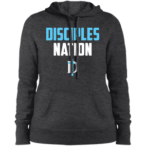 Nation Ladies' Pullover Hooded Sweatshirt