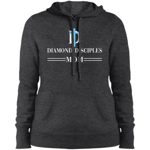Mom Ladies' Pullover Hooded Sweatshirt