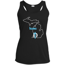 Load image into Gallery viewer, Home Ladies' Racerback Moisture Wicking Tank