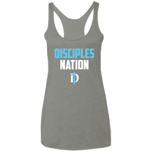 Load image into Gallery viewer, Nation Ladies' Triblend Racerback Tank