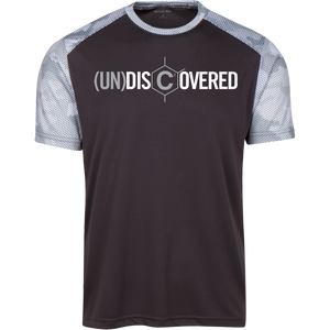 (un)disc2overed Youth CamoHex Colorblock T-Shirt